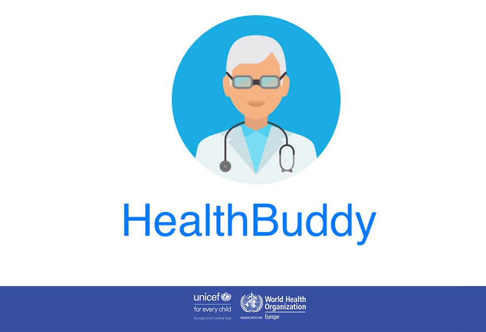 Health Buddy - Ask me about COVID-19