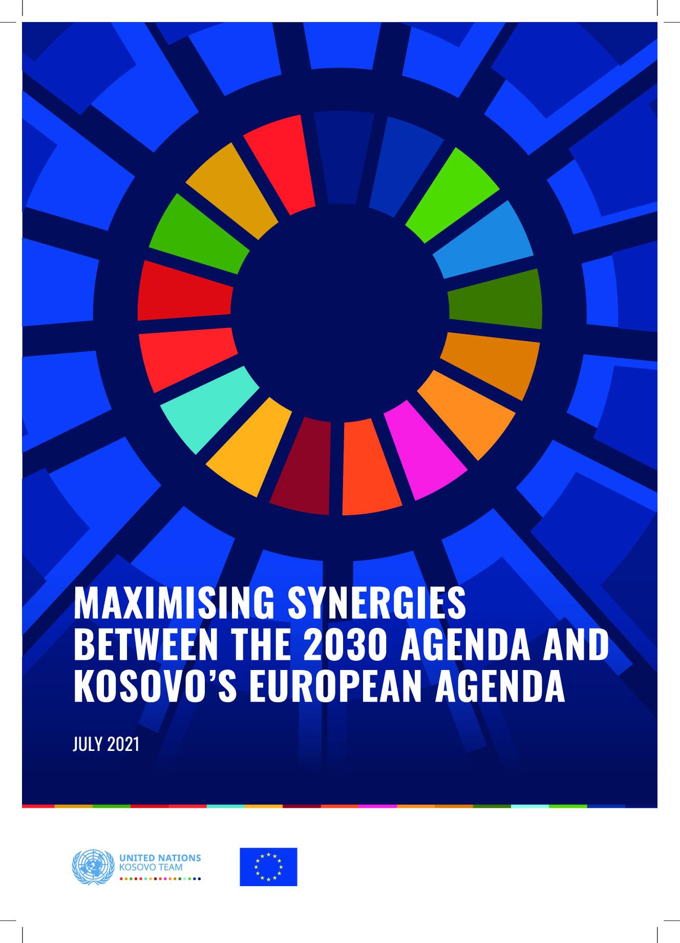 Maximising Synergies Between the 2030 Agenda and Kosovo's European Agenda