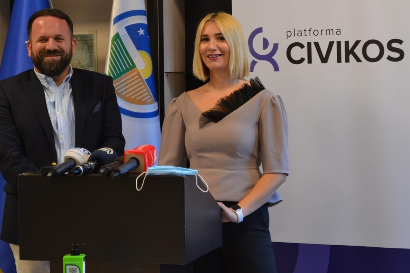 Kosovo Chamber of Commerce and Civikos Platform Share Their Joint Recommendations for Mass Vaccination