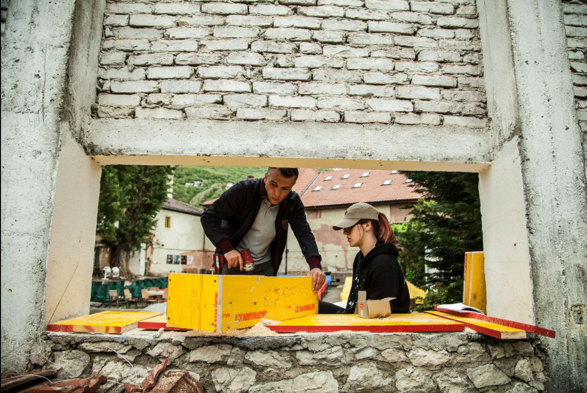 Cultural Heritage in the Hands of Young People in Kosovo